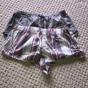 Victoria's Secret Short Bundle